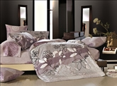 Story At Home Royal Elegance Double Bed Sheet - FE1001