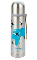 Polo Lifetime Slim Flask - 750