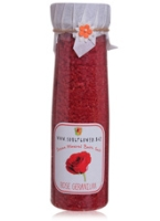 Soulflower Rose Geranium Bath Salt