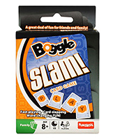 Funskool - Boggle Slam Card Game - 8 Years+