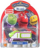 Die - Cast Koko 3 Years+, Exciting Fun Chugger Toy