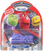 Chuggington - Die-cast Harrison