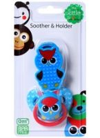 1st Step - Skittles Soother And Holder - 0 Months+