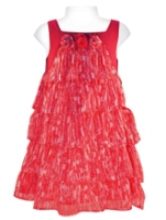Nauti Nati - Sleeveless Frock With Frills