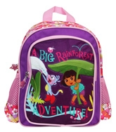 Dora - Dora Print Purple Bag