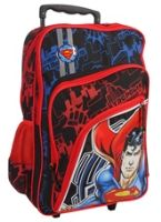 Superman - 18 Inches Trolley Bag