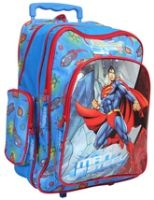 Superman - Superman Trolley Bag 18 Inches - Length 18 Inches