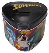 Superman - Tin Coin Bank