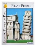 Frank - Puzzle - Leaning Tower Of Pisa 3 Years+, 500 Pieces