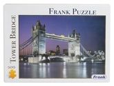 Frank - Puzzle - Tower Bridge 3 Years+, 500 Pcs