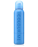 Color Me Body Spray - Sky Blue