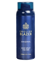 English Blazer Body Spray For Men - Blue