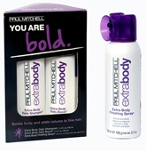 Paul Mitchell Extra Body Take-Home Kit