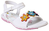 Kittens - Sandals With Flower Applique