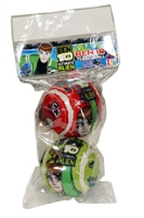 Ben 10 - Tennis Ball Set