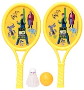 Ben-10 - Printed Racket Set