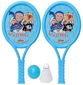 Ninja Hattori - Blue Racket Set