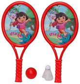 Dora - The Explorer Racket Set