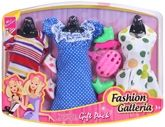 Blue Fashion Galleria Set 3 Years+, Trendy fashion outfits for your dolls