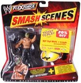 WWE - Flexforce Smash Scenes Black