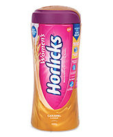 Horlicks - Women's Horlicks Caramel 400 gm Jar