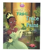 Princess and the Frog (Trace 'n' Paint)