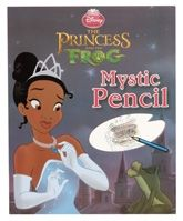 The Princess and the Frog - Mystic Pencil Book