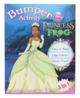 The Princess and the Frog - Trace 'n' Paint, Copy Colour, Mystic Pencil