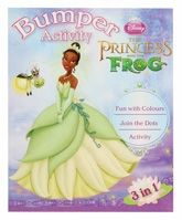 Disney The Princess and The Frog - Fun with colours, Join the Dots, Activity