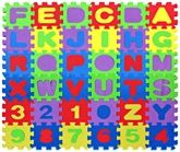 Fab N Funky - Multicolour Eva Puzzle Mat 