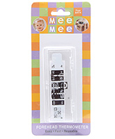 Mee Mee - Forehead Thermometer - 7 X 3 X 0.5 Inch