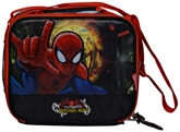 Spiderman - Silver Speedy Lunch Bag