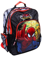 Simba - Spiderman Print School Bag