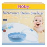 Bottle Cleaning &amp; Sterilisation - Nuby - Microwave Steam Sterilizer