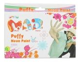 Mitashi - Pogo Mad Puffy Neon Paint 5 Years+, Design your own T-shirt !
