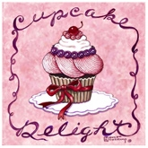 Cupcake Delight By Janet Kruskamp - BH1378441010