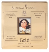 Shahnaz Husain Gold Skin Radiance Timeless Youth Kit
