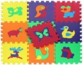 Fab N Funky - Animal Printed Puzzle Mat