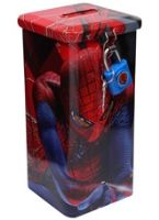 Spiderman - Stylish Coin Bank