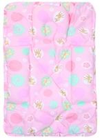 1st Step - Fixed Pillow Deer Print Baby Bed Set