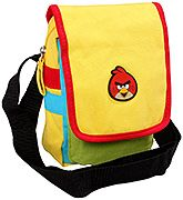Angry Bird - Canvas Shoulder Bag