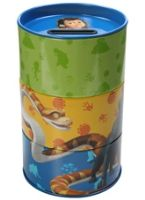 Jungle Book - Tin Coin Bank