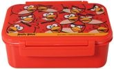 Lunch Box Red 20 cm x15 cm x7cm, Red Lunch box with Angry Birds t...