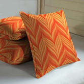 Skipper Orange Cushion Cover Set - CUS089177