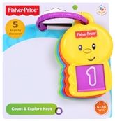 Fisher Price - Count & Explore Keys