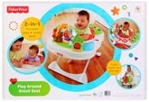 Fisher Price - Play and Snack Seat