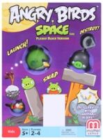 Angry Birds - Space Planet Block Version Game