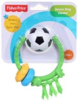 Fisher Price - Soccer Ring Clacker
