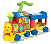Winfun - Walker Ride on Learning Train