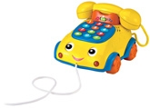 Winfun - Talk 'N Pull Phone